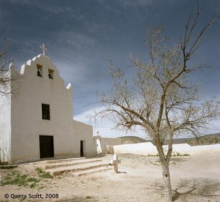 San Jose de Laguna, Laguna Pueblo, New Mexico