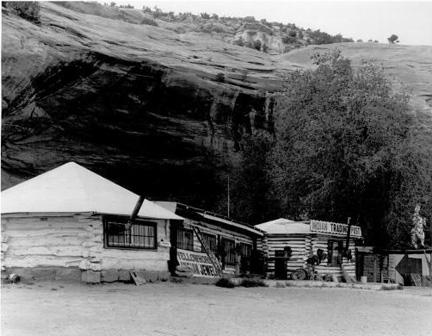 LeRoy Atkinson's Trading Post, Box Canyon, Arizona