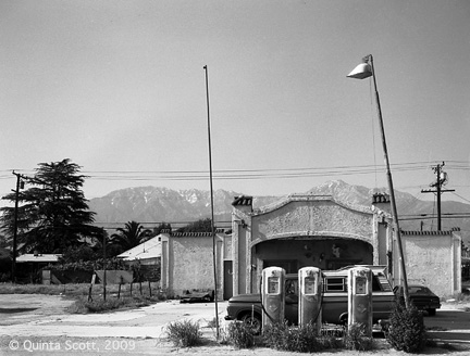 Cucamonga Gas Station