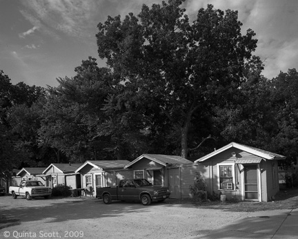 Shady Rest, West Tulsa, Oklahoma