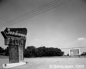 Gardenway Motel, Grey Summit, Missouri