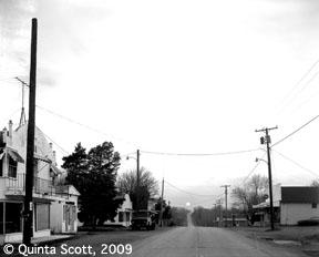 Route 66, Halltown, Missouri